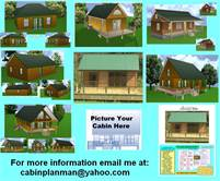 Easy Cabin Designs Terry Cardwell