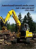 American Forest Lands Washington Logging Company  Logboss Dickinson